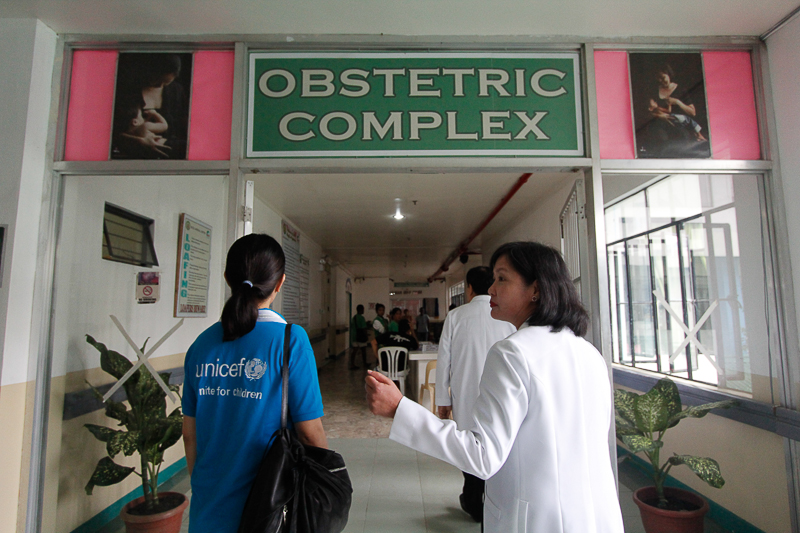 Bicol Medical Center.