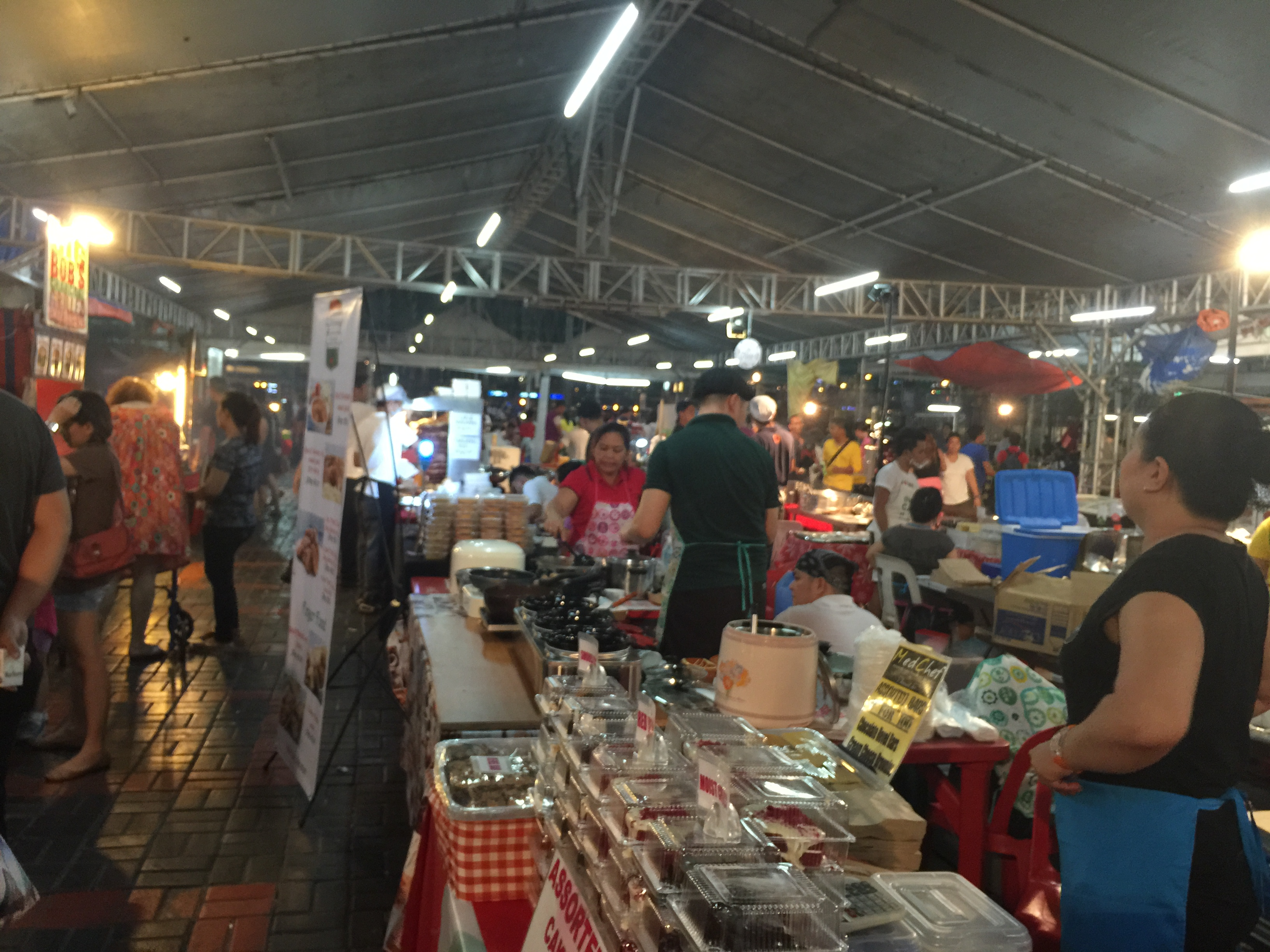 Mercato, or any food bazaar or market, is alive with many choices. It is here where new food concepts are usually tested.