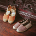 Kate Garter Shoes and Alpagatas shoes by Negros Silk